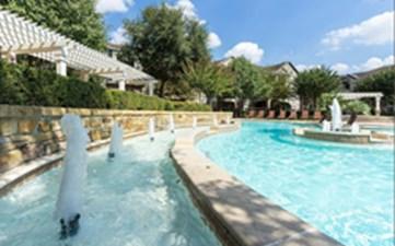 Pool at Listing #144218