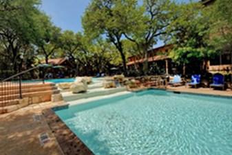 Pool at Listing #144228