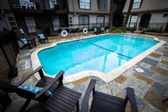 Pool at Listing #139629
