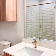 Bathroom at Listing #332136