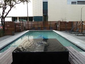 Pool at Listing #153023