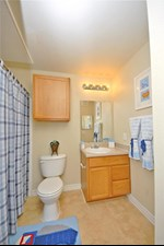 Bathroom at Listing #140805