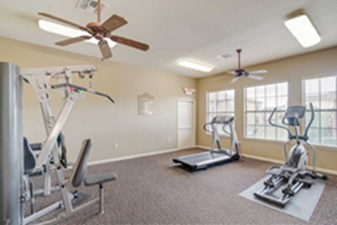 Fitness Center at Listing #227137