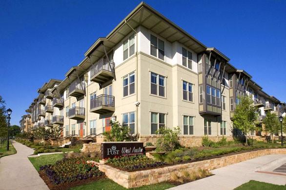 Post West Austin Apartments Austin TX