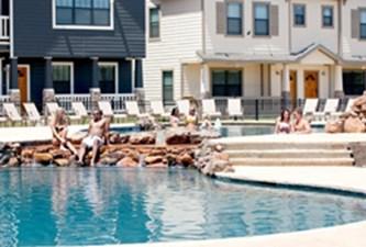Pool at Listing #227996