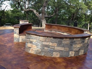 Fire Pit at Listing #136882