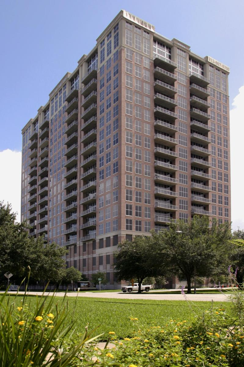 Museum Tower Apartments Houston, TX