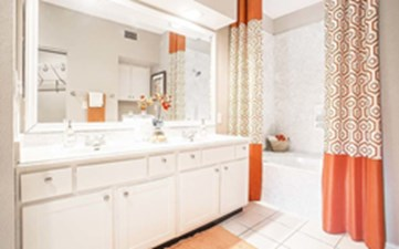 Bathroom at Listing #138941