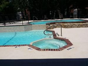 Pool at Listing #137298