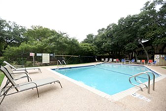 Pool at Listing #140437