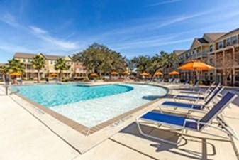 Pool at Listing #247403