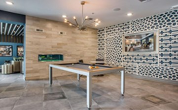 Gameroom at Listing #293034