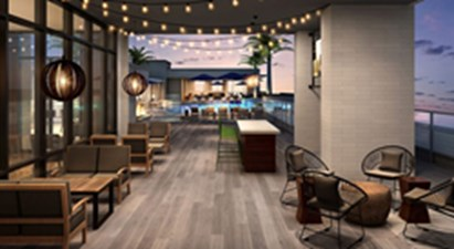 Rooftop Deck at Listing #303057
