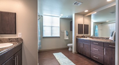 Bathroom at Listing #149819