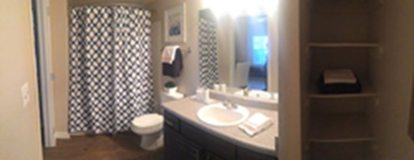 Bathroom at Listing #152237