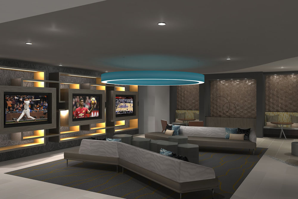 Lounge at Listing #262468
