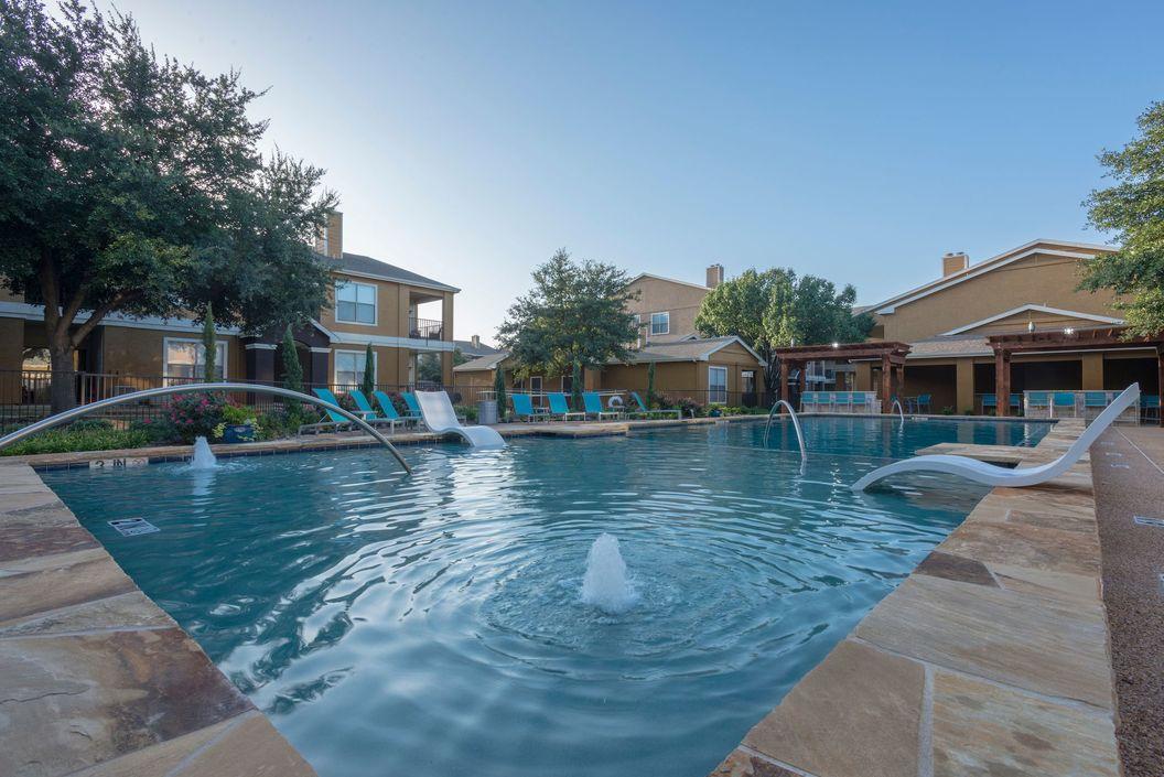 Pool at Listing #138024