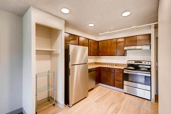 Kitchen at Listing #144468