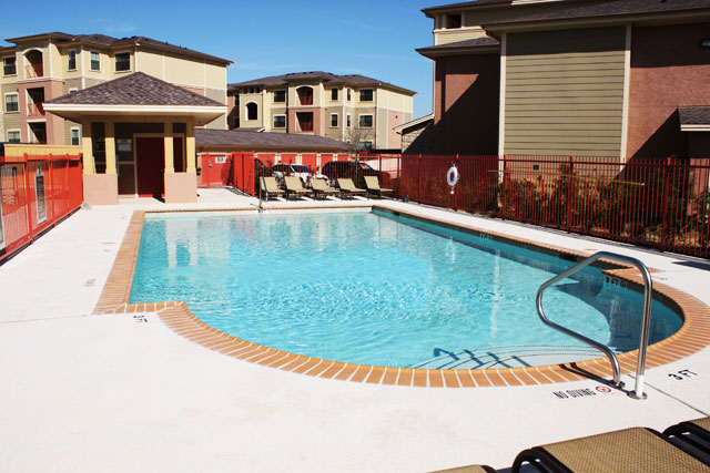Pool at Listing #147778