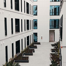 Courtyard at Listing #309765