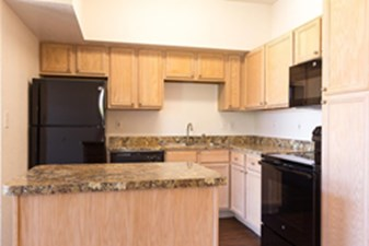Kitchen at Listing #138274
