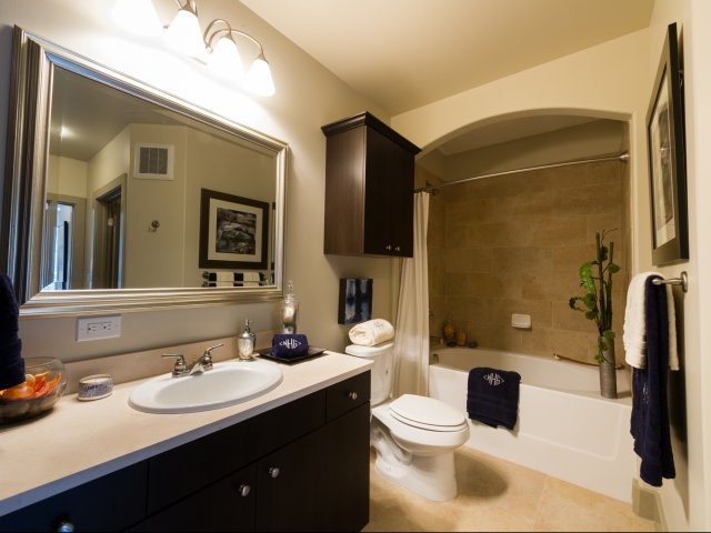 Bathroom at Listing #261493