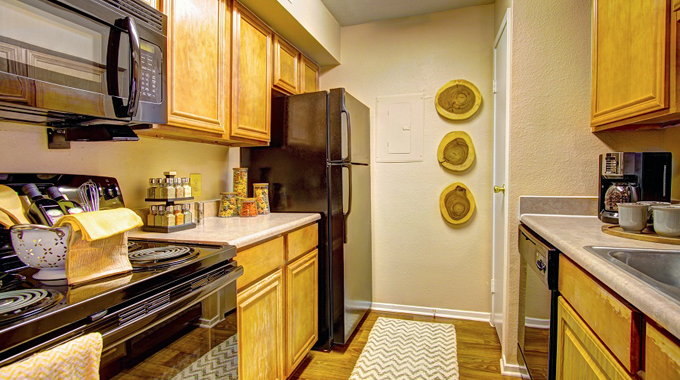 Kitchen at Listing #138625