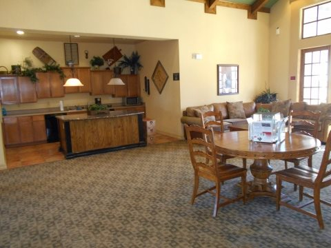 Clubhouse at Listing #144090