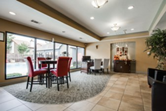 Clubhouse at Listing #135658