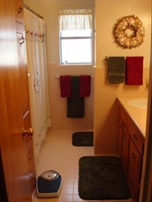 Bathroom at Listing #215605