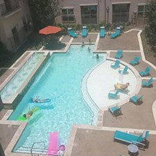 Pool at Listing #302199