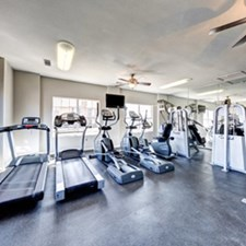 Fitness Center at Listing #137025
