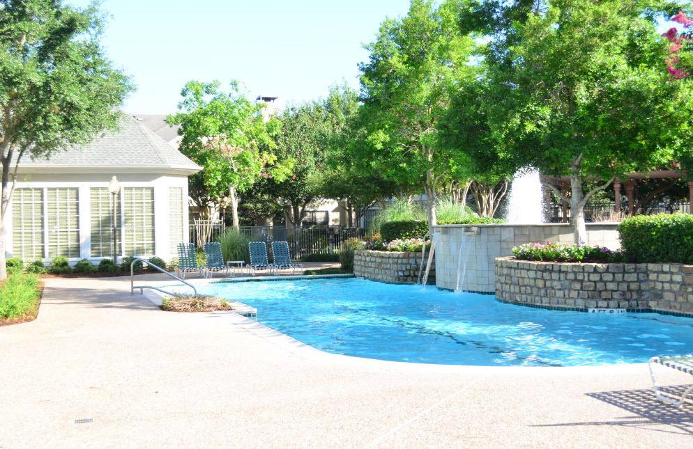 Pool at Listing #139248
