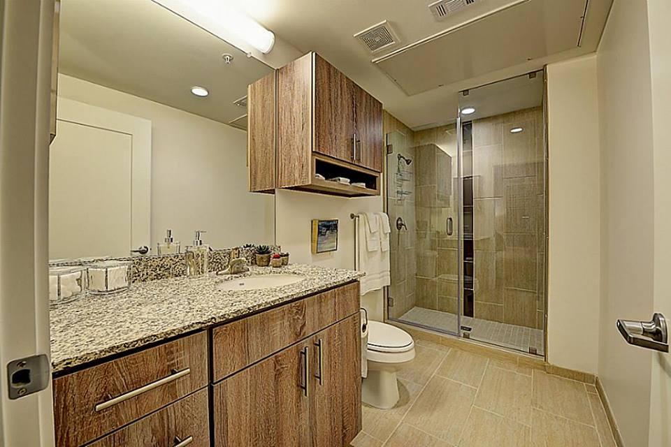 Bathroom at Listing #249897