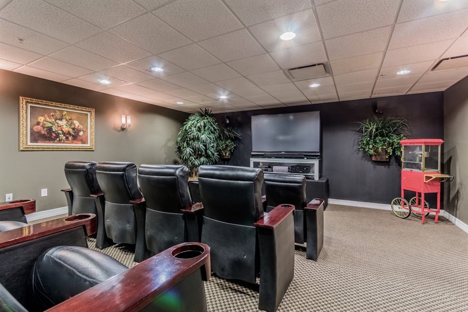 Movie Theater at Listing #146485