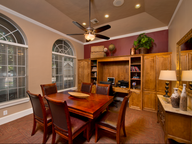 Clubhouse at Listing #138851