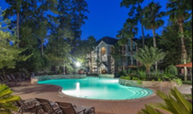 Pool at Listing #140113