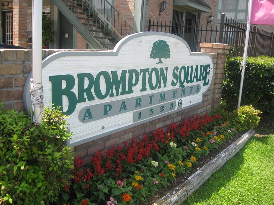 Brompton Square Apartments Houston TX