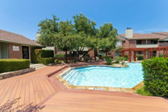 Pool at Listing #136020