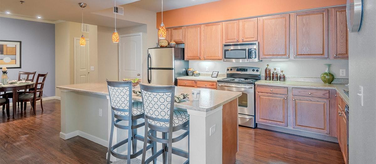 Kitchen at Listing #145128