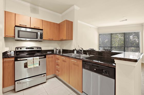 Kitchen at Listing #145152