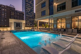 Aris Market Square Apartments Houston TX
