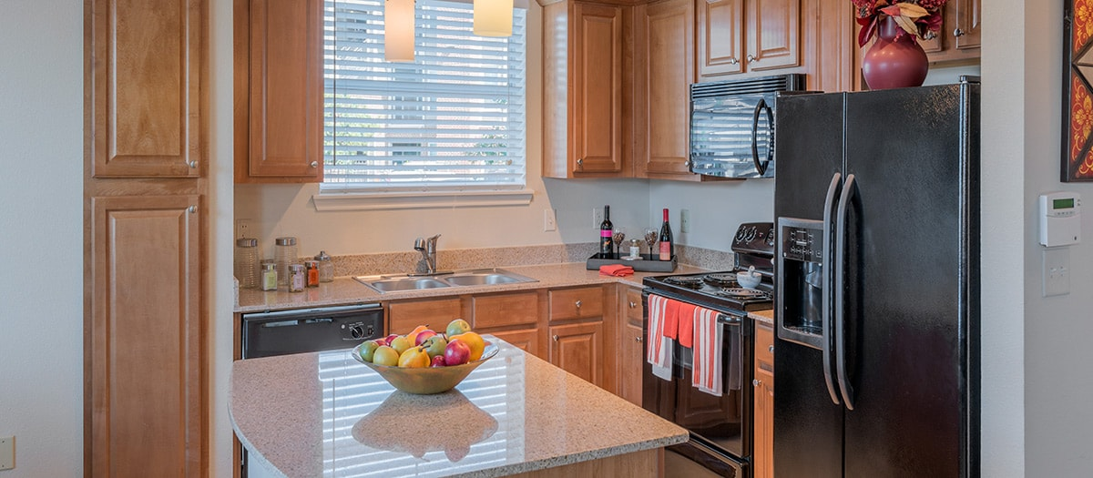 Kitchen at Listing #145153