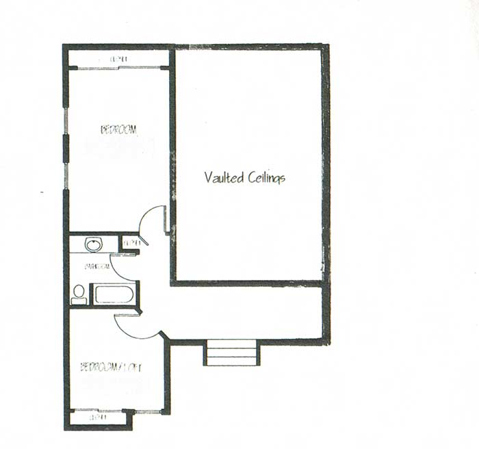 1,825 sq. ft. C3 floor plan
