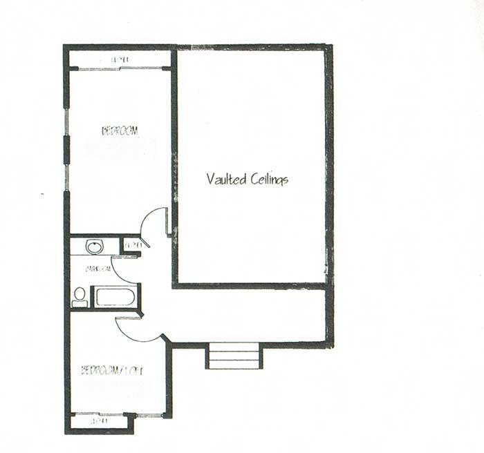 1,825 sq. ft. C3 floor plan