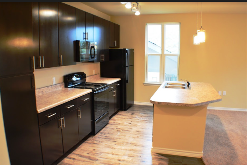 Kitchen at Listing #259011