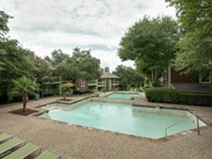 Pool at Listing #135902