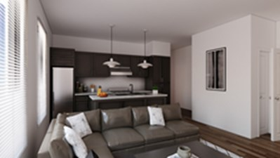 Living Area at Listing #305770