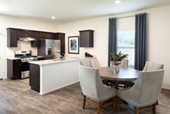 Dining/Kitchen at Listing #333492
