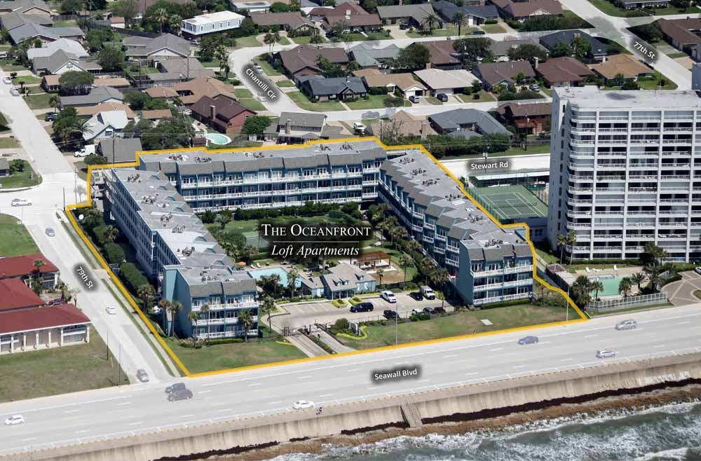 Aerial View at Listing #138435